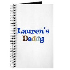 Lauren's Daddy Journal