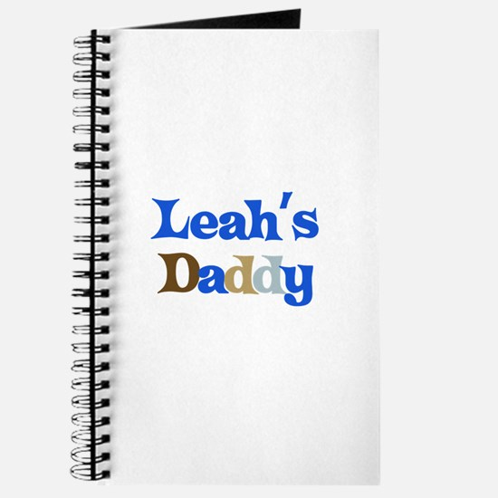 Leah's Daddy Journal