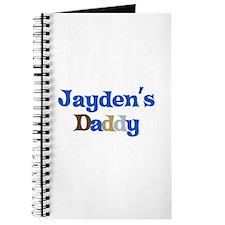 Jayden's Daddy Journal
