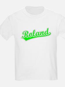 Retro Roland (Green) T-Shirt