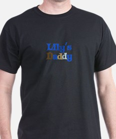 Lily's Daddy T-Shirt
