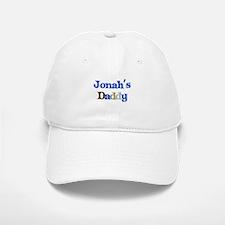 Jonah's Daddy Baseball Baseball Cap