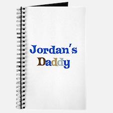 Jordan's Daddy Journal