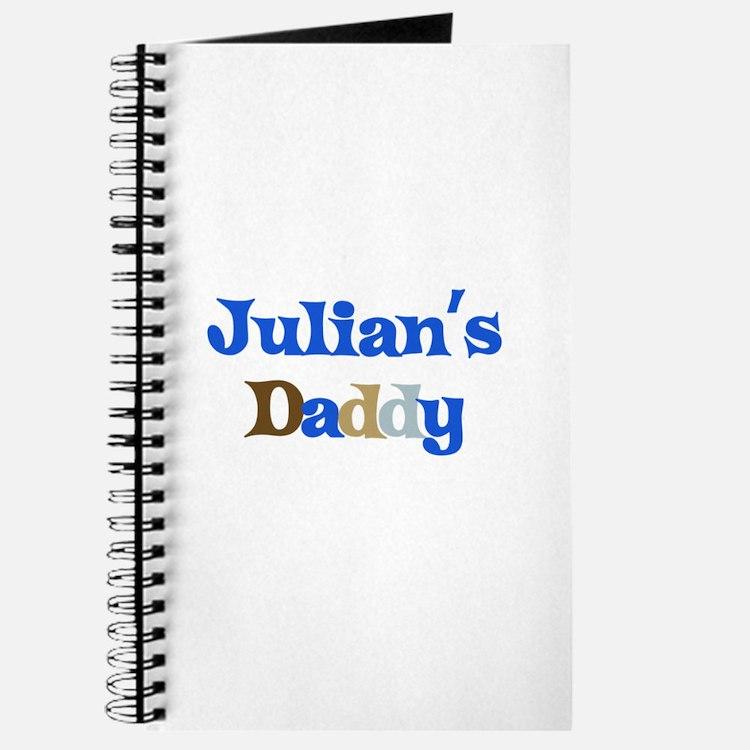 Julian's Daddy Journal