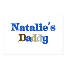 Natalie's Daddy Postcards (Package of 8)