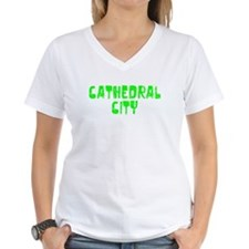 Cathedral City Faded (Green) Shirt