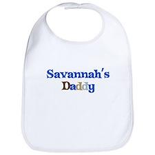 Savannah's Daddy Bib