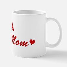 ANA loves mom Small Small Mug