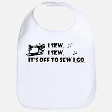 I Sew, I Sew Bib