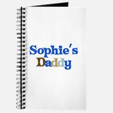 Sophie's Daddy Journal
