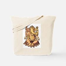 Vintage Ganesh Tote Bag