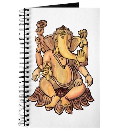Vintage Ganesh Journal