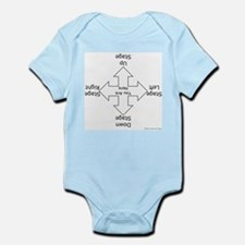 Stage Directions Infant Bodysuit