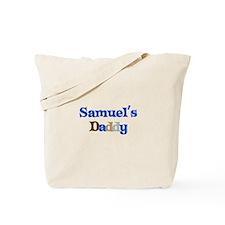 Samuel's Daddy Tote Bag