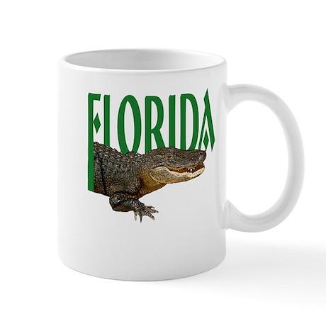 Florida Slogan Hurricane Survivor Mug