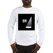 Not Funny Long Sleeve T-Shirt