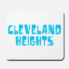 Cleveland He.. Faded (Blue) Mousepad