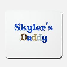 Skyler's Daddy Mousepad