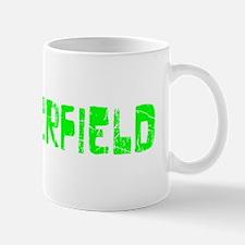 Chesterfield Faded (Green) Mug