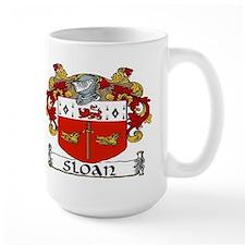Sloan Coat of Arms Mug