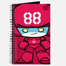 Red Robot 88 on Red Journal