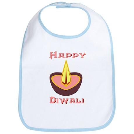 Happy Diwali Bib