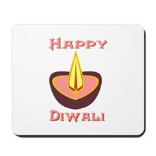Happy Diwali Mousepad
