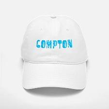 Compton Faded (Blue) Baseball Baseball Cap