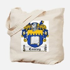 Conroy Family Crest Tote Bag