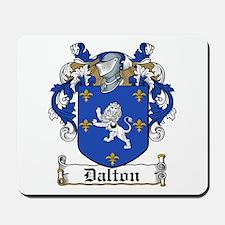 Dalton Family Crest Mousepad