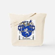 Dalton Family Crest Tote Bag