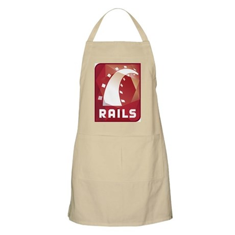 Ruby on Rails BBQ Apron