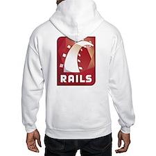 Ruby on Rails Hoodie