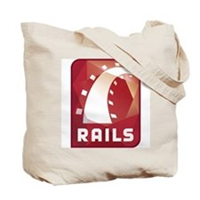 Ruby on Rails Tote Bag