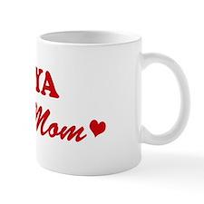 TANYA loves mom Mug