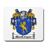MacColgan Family Crest Mousepad