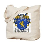 MacColgan Family Crest Tote Bag