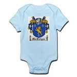 MacColgan Family Crest Infant Creeper
