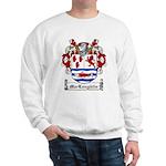 MacLoughlin Family Crest Sweatshirt
