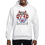 MacLoughlin Family Crest Hooded Sweatshirt