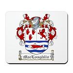 MacLoughlin Family Crest Mousepad