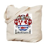 MacLoughlin Family Crest Tote Bag