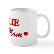 NATALIE loves mom Mug