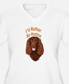 Water Spaniel Hunting T-Shirt