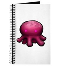 Cute Purple octopus Journal