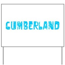 Cumberland Faded (Blue) Yard Sign