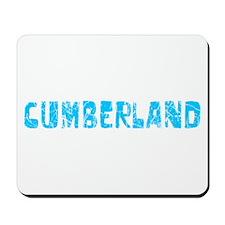 Cumberland Faded (Blue) Mousepad