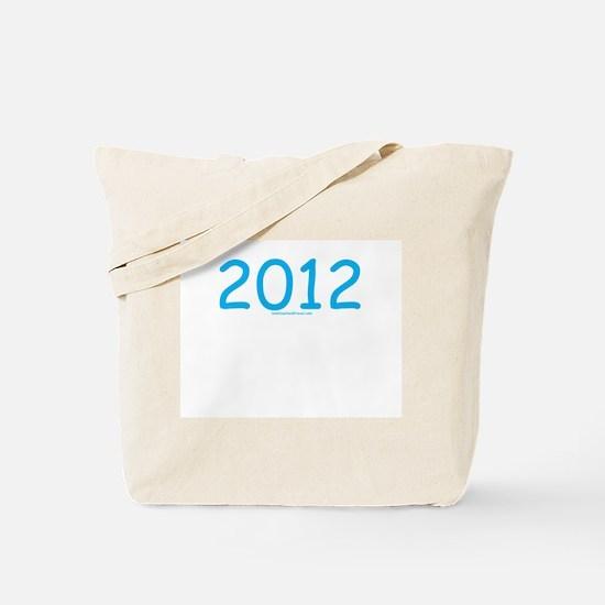 2012 Blue - Tote Bag