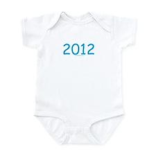 2012 Blue - Infant Creeper