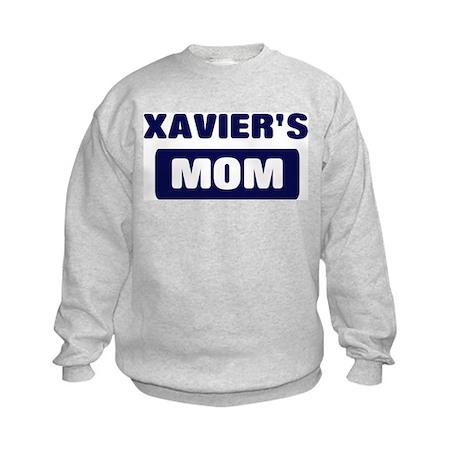 XAVIER Mom Kids Sweatshirt
